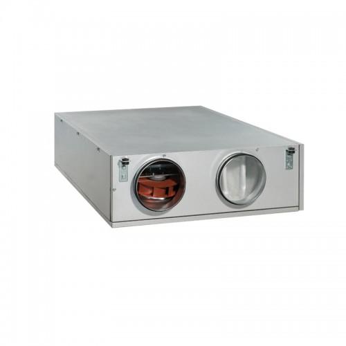 Приточно-вытяжные установки с пластинчатым рекуператором