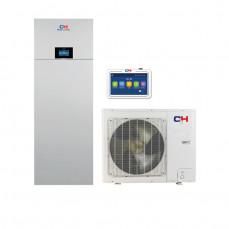 Тепловой насос Inverter Cooper&Hunter Unitherm3 All-In-One CH-HP8.0WTSIRK3/ CH-HP8.0SIRK3(O)