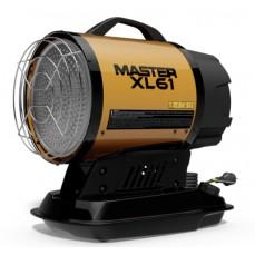 Дизельный инфракрасный нагреватель воздуха Master XL 61
