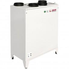 Приточно-вытяжные установки с пластинчатым рекуператором Salda Smarty 2X V 1.2